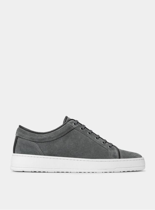 Steel Grey LT 01 Sneakers