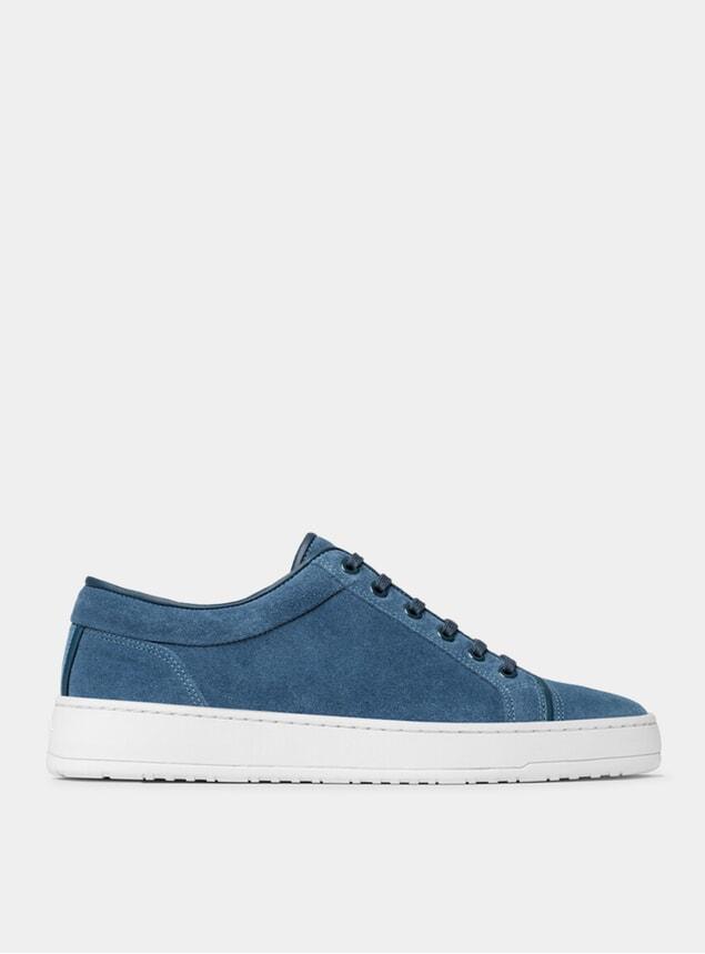 Teal Blue LT 01 Sneakers