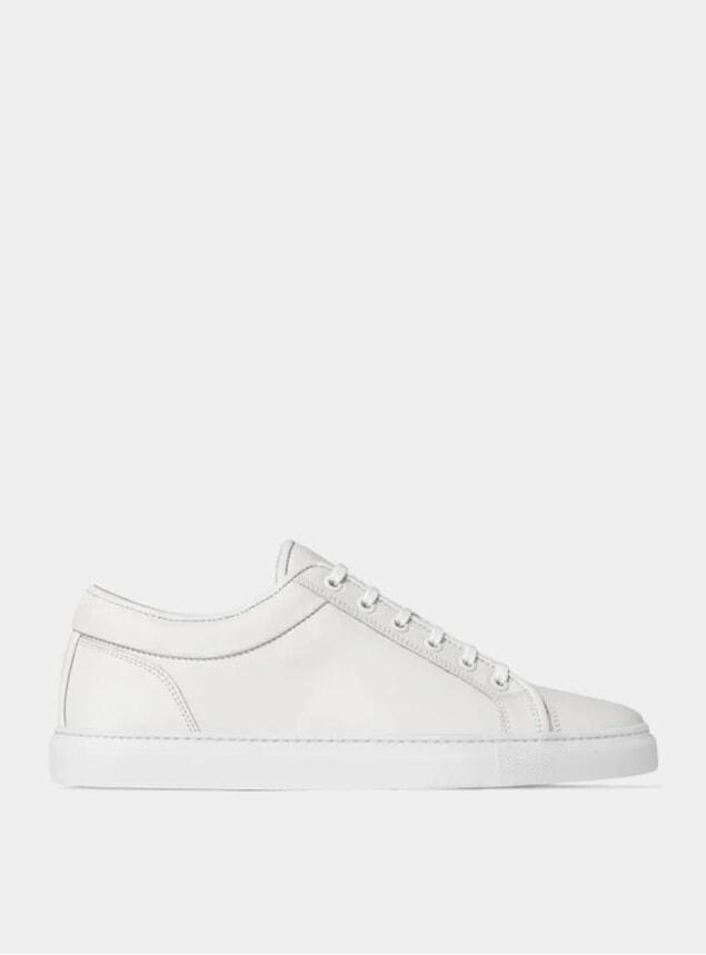 White LT 01 Sneakers