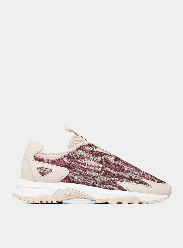 Burgundy Haze 2.0 Ziro Sneakers