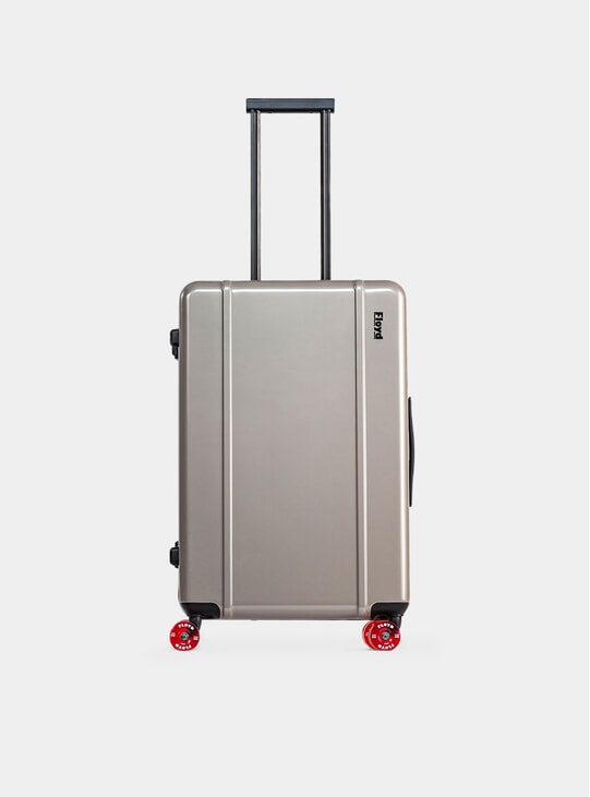 Desert Sand Check-In Suitcase