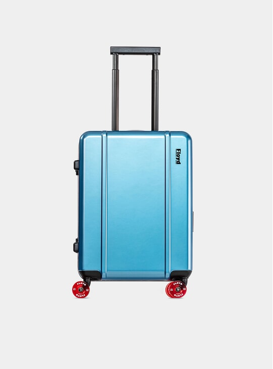 Pacific Blue Cabin Suitcase
