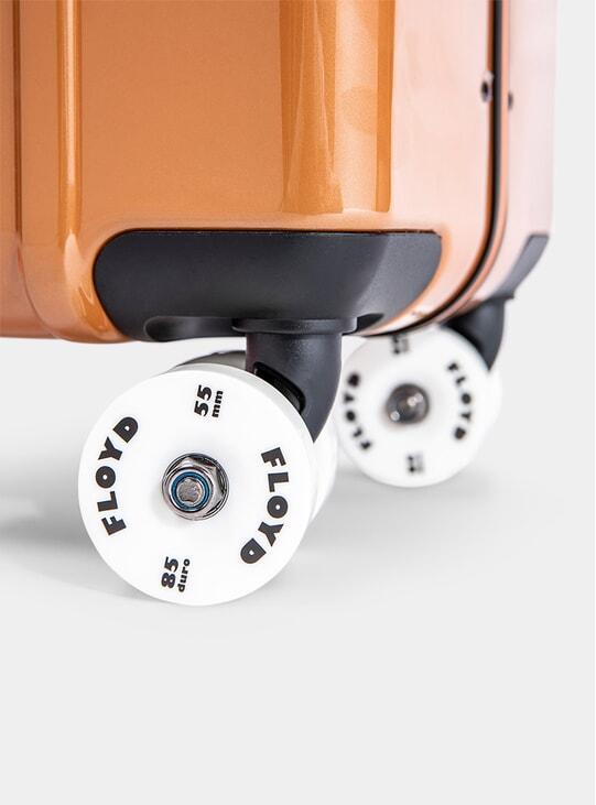 White Floyd Wheel Set