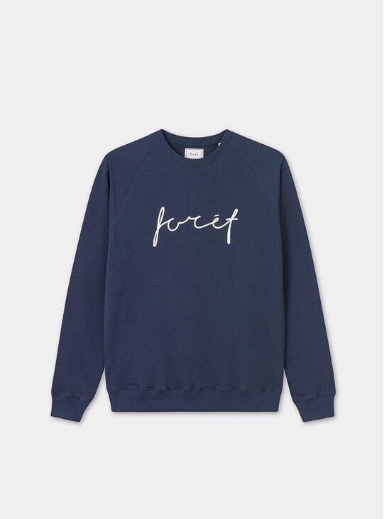 Midnight Track Sweatshirt