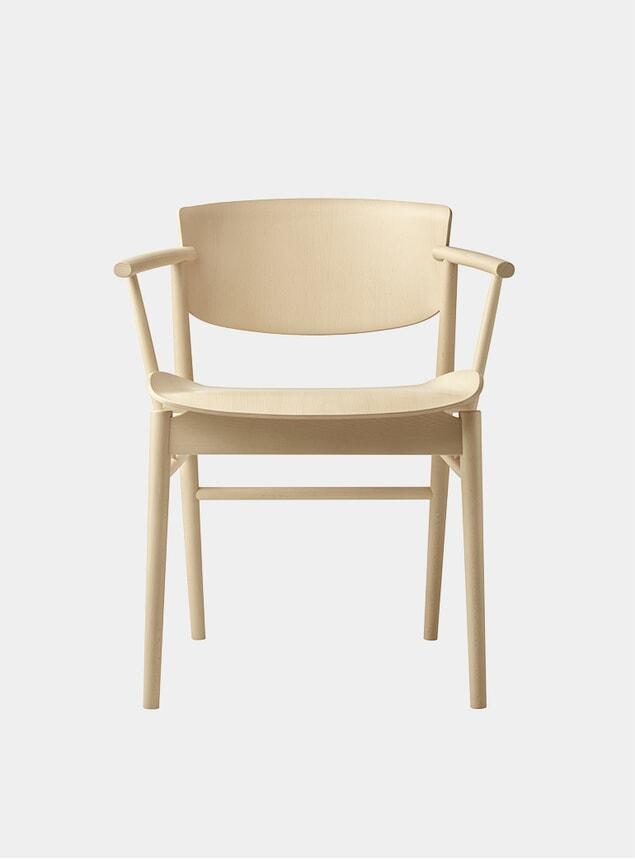 Beech N01 Chair
