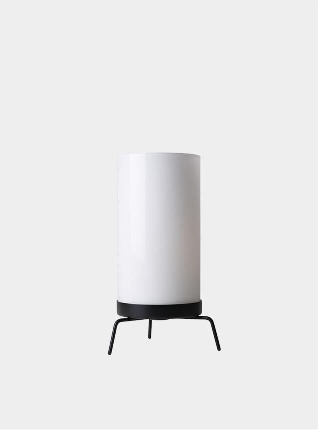 Black Lacquered Steel PM-02 Desk Lamp