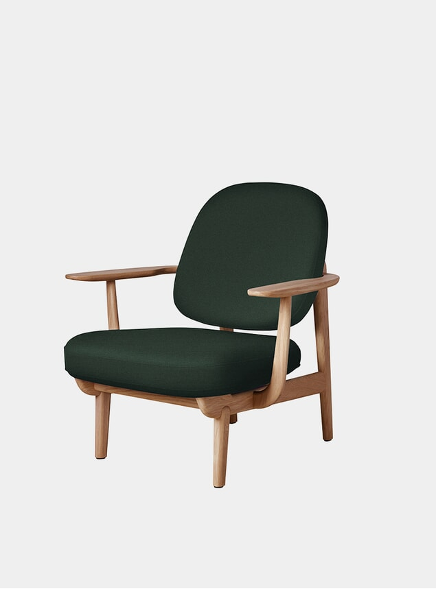Dark Green / Christianshavn 1161 Chair