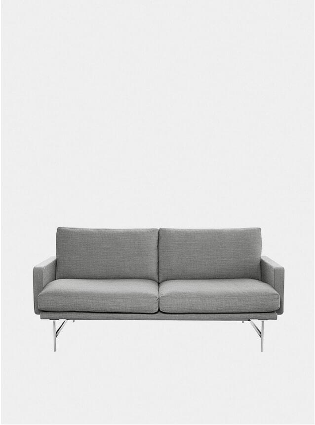 Grey Fabric Lissoni Sofa