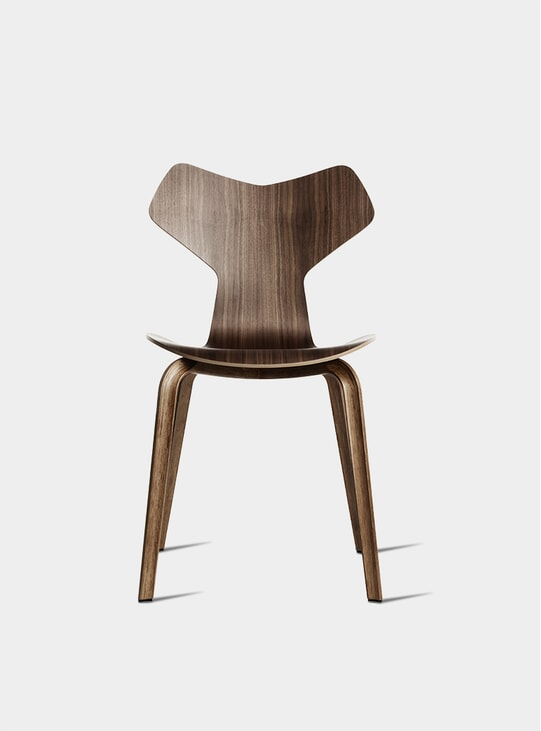 Walnut Grand Prix Chair