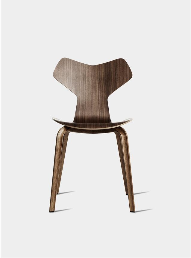 Walnut Grand Prix Chair