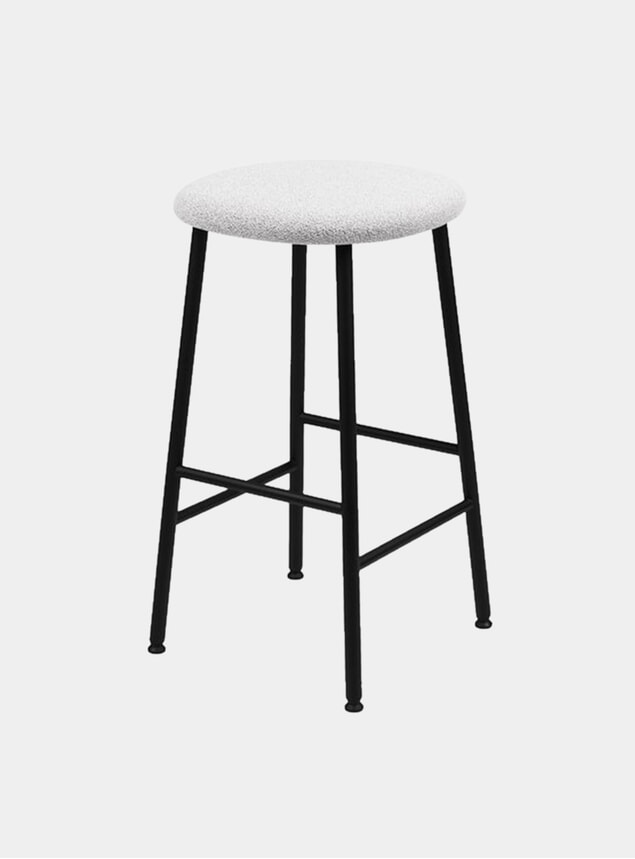 Porcelain Kendo Bar Stool