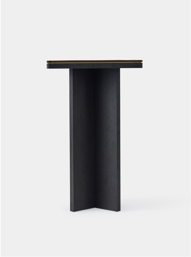 Black Coffee Side Table