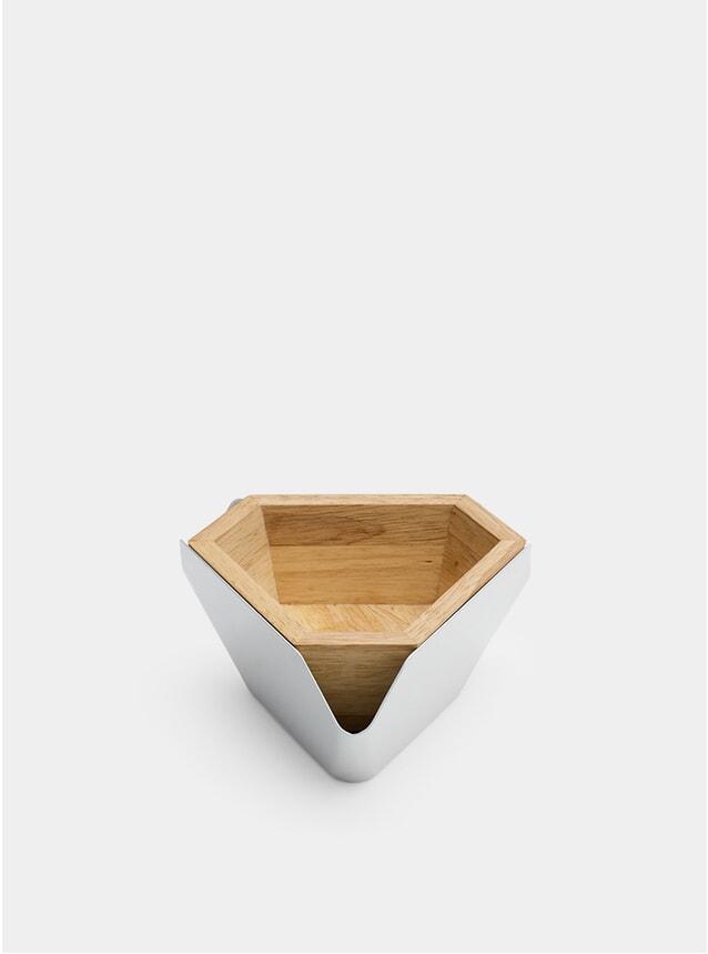 White Fold Bowls