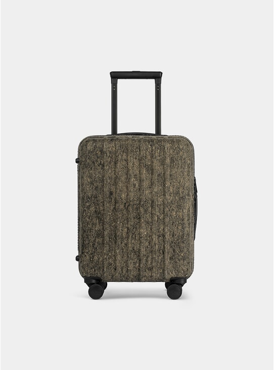 Black Melange KIN Carry-On Suitcase