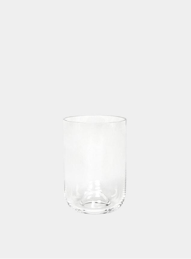 Large Capsule Glasses Set of 4