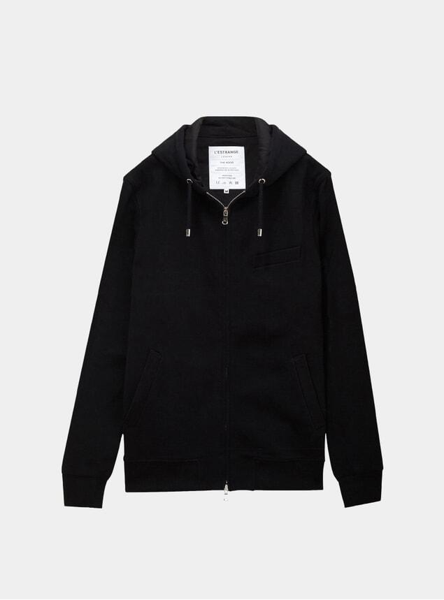 Black Monochrome Classic Hood