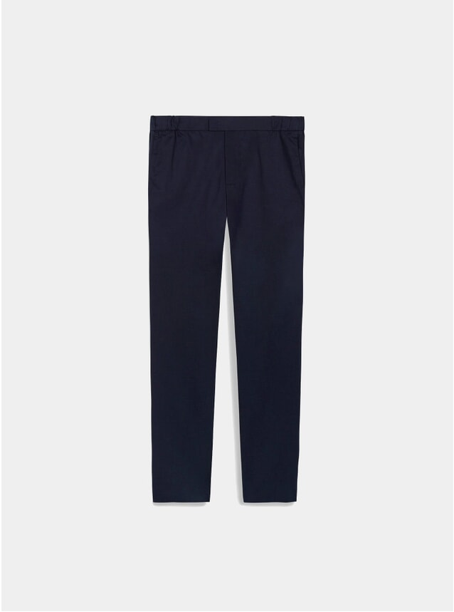 Navy 24 Trousers
