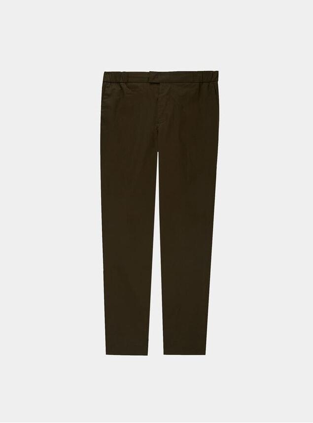 Khaki 24 Trousers