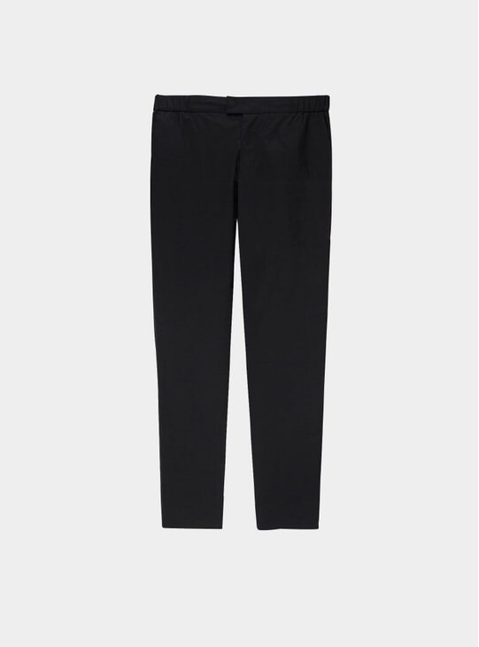 Black Heavyweight 24 Trousers