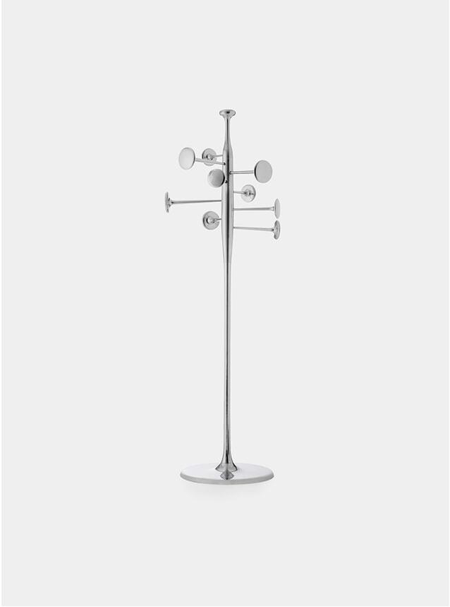 Aluminium Trumper Coat Stand