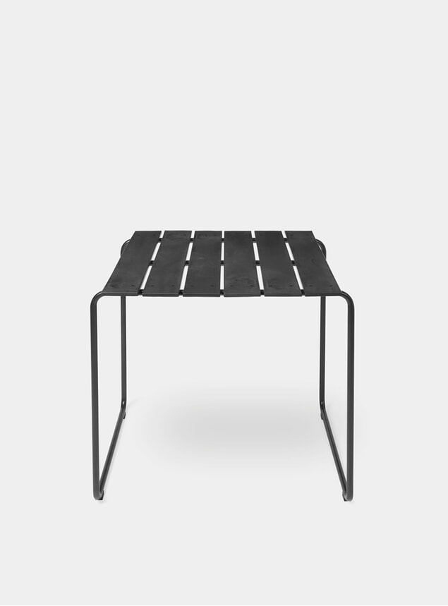 Black 2 Person Ocean Table