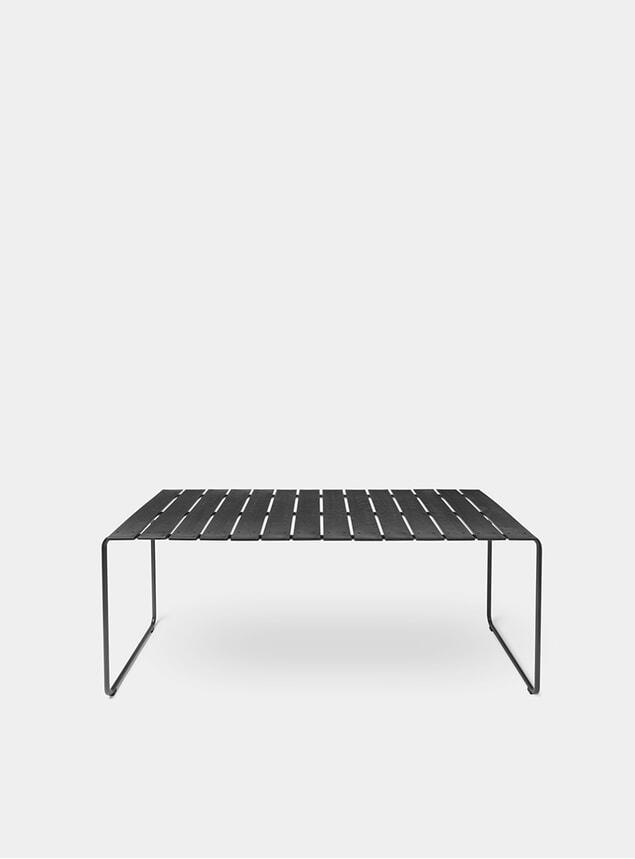 Black Ocean 4 Person Table