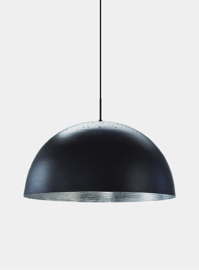 Black Shade Pendant Lamp