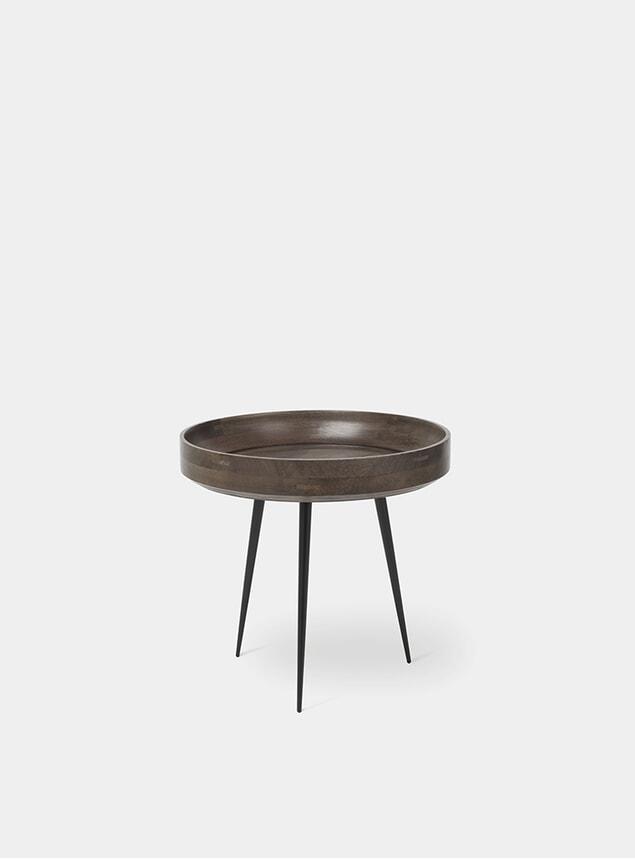 S Sirka Grey Bowl Table