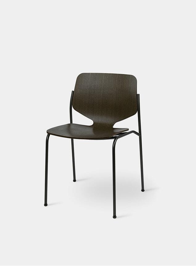 Sirka Grey Stain Nova Chair