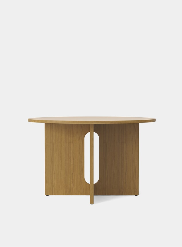 Natural Oak Androgyne Ø120 Dining Table