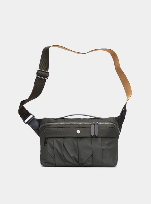 Beluga / Black M/S Passage Bag