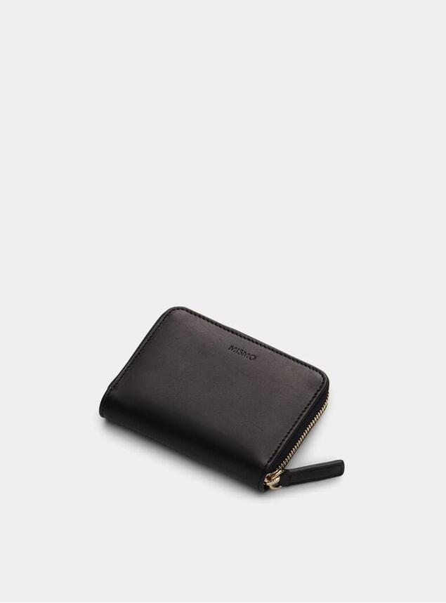 Black Mini Wallet
