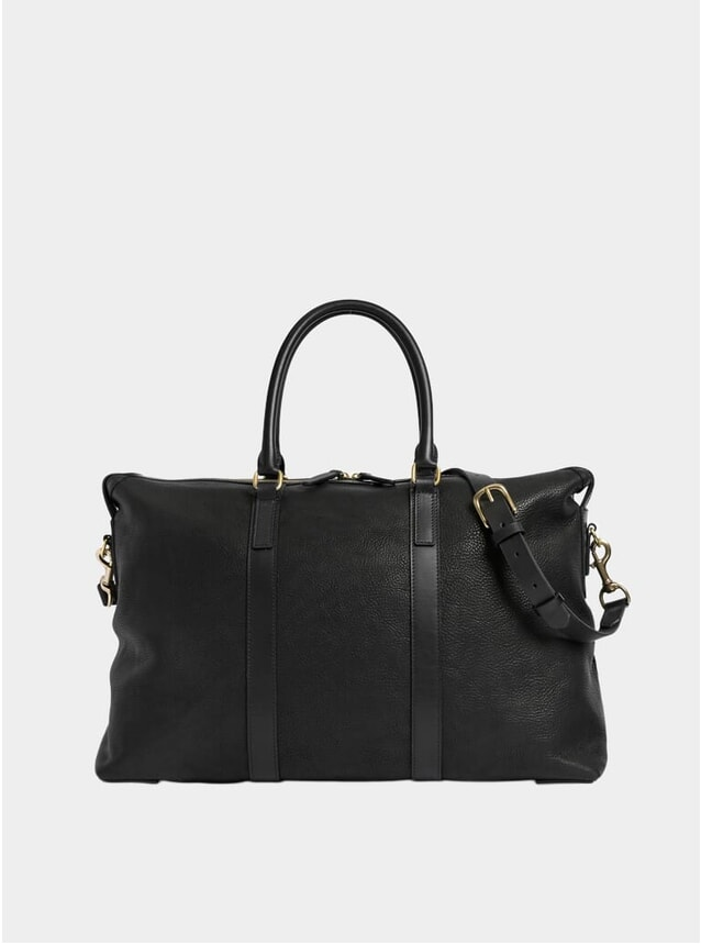 Black Mission Bag