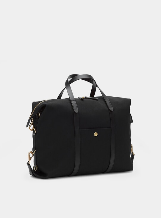 Coal / Black M/S Utility Bag