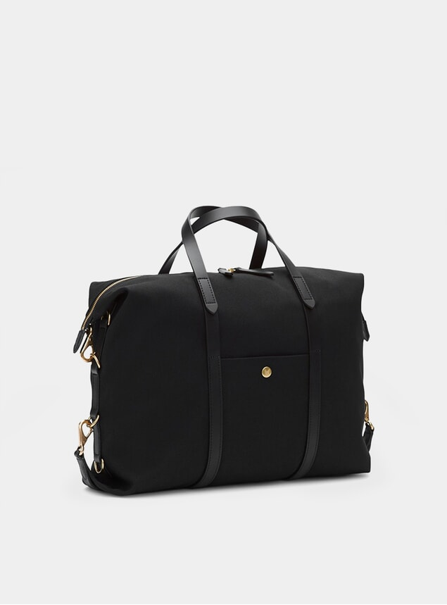 Coal / Black M/S Utility Bag