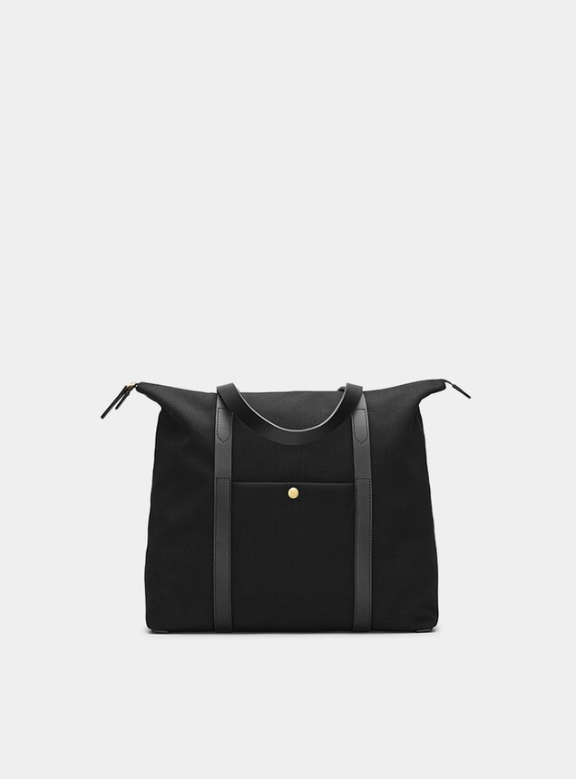 Coal / Black Shuttle Bag