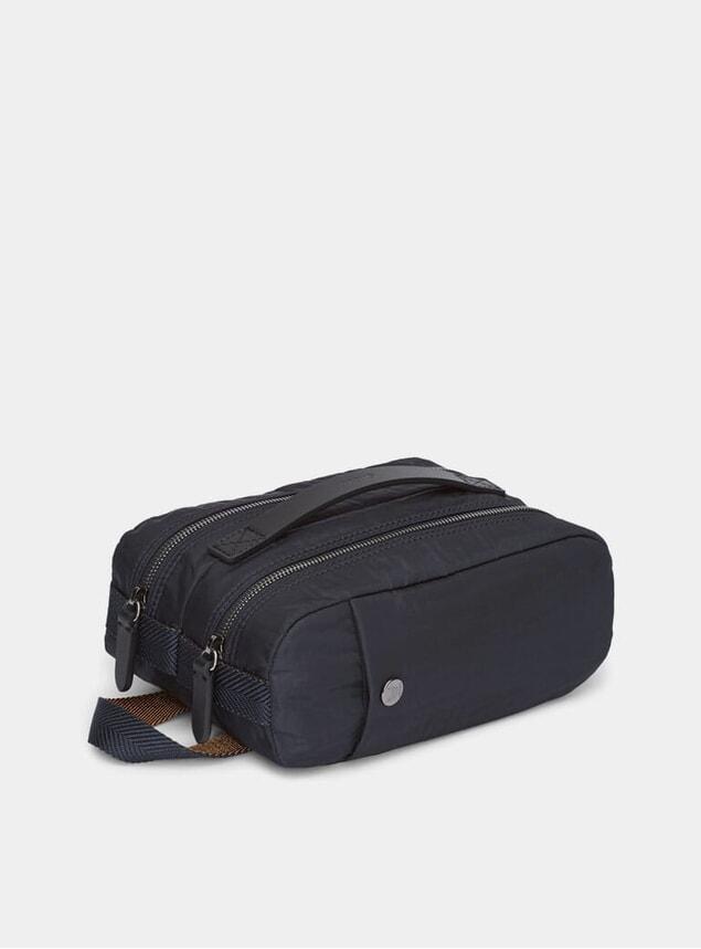 Moonlight / Black M/S Double Dopp Kit