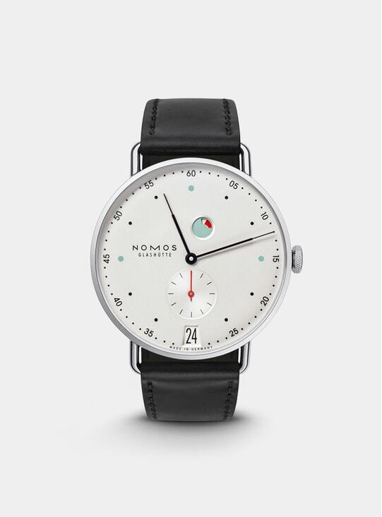 1101 Metro Date Power Reserve Watch