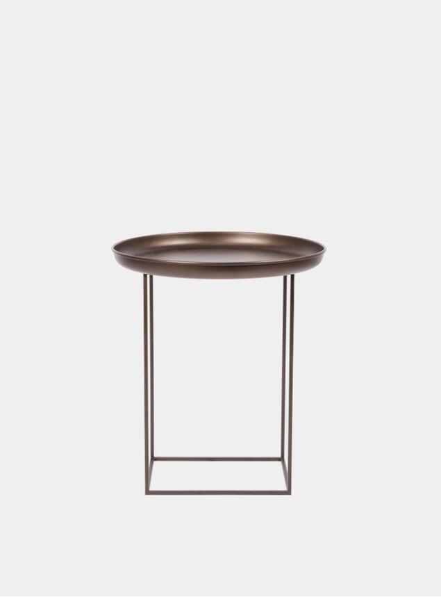 Bronze Duke Side Table