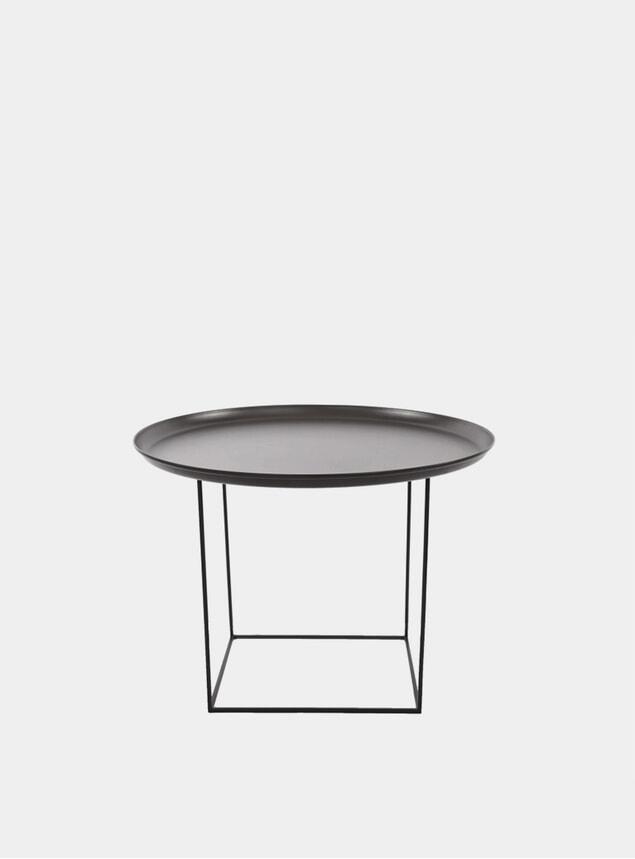 Earth Black Duke Medium Coffee Table