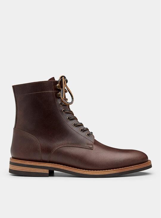 Brown Wilson Boots