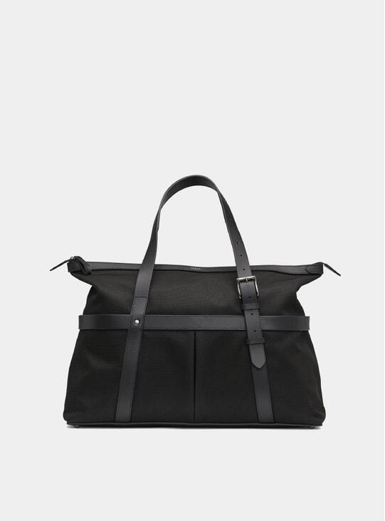 Black / Black M/S A- Bag