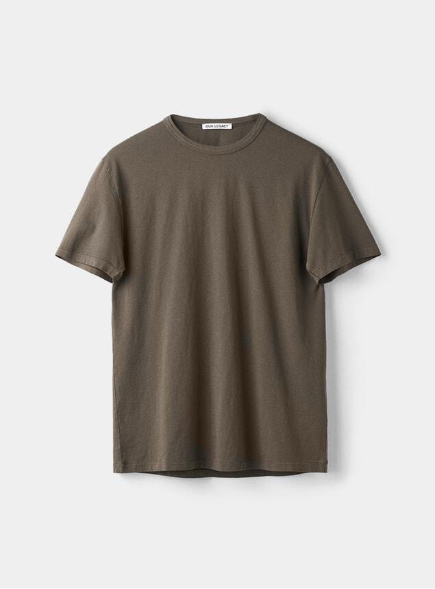 Cigar Brown Perfect T Shirt