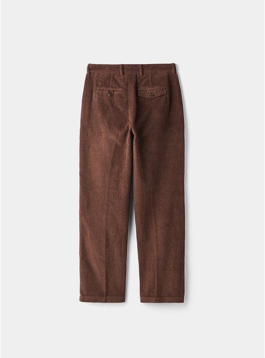 Toffee Brown 22 Chinos