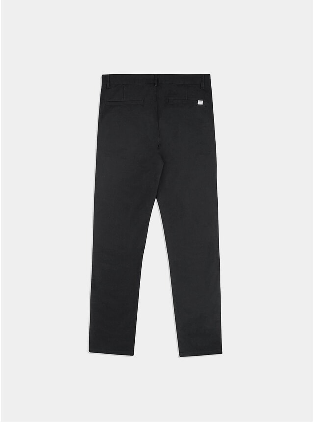 Black Bowse Trousers