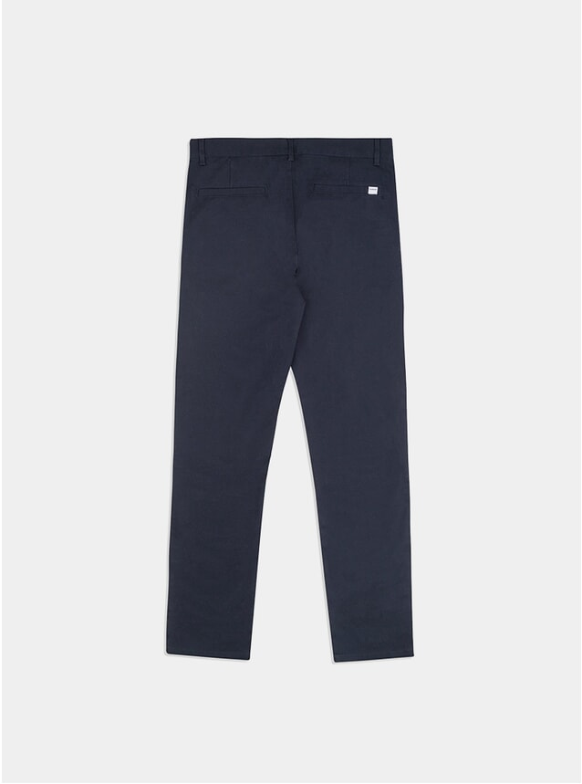 Navy Bowse Trousers