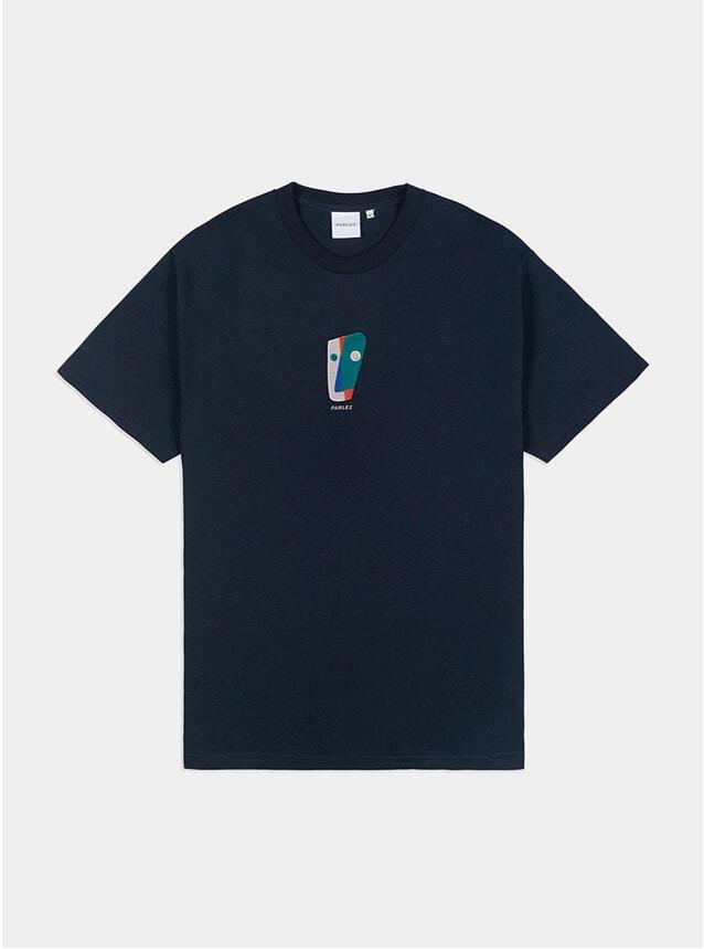 Navy Painter T Shirt