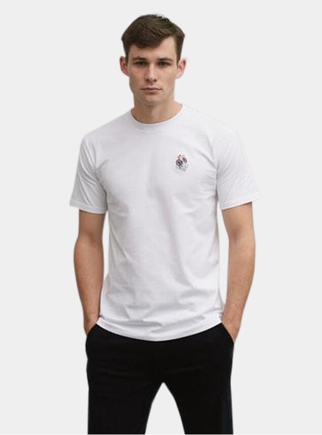White Bicycle T Shirt