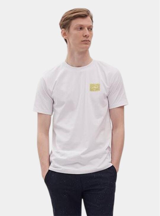 White Custard Cream T Shirt