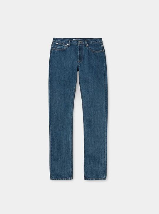 Indigo Petit Standard Denim Jeans